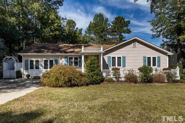 709 Middleton Avenue, Cary, NC 27513 (#2283439) :: The Perry Group
