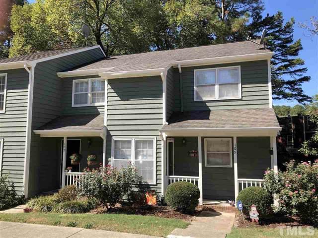 109 Weathersfield Drive, Durham, NC 27713 (#2283457) :: Spotlight Realty
