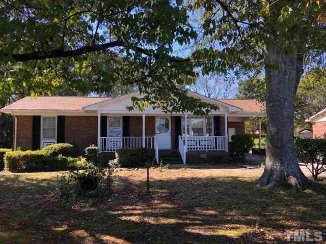 208 E Northington Street, Lillington, NC 27546 (#2283463) :: Dogwood Properties