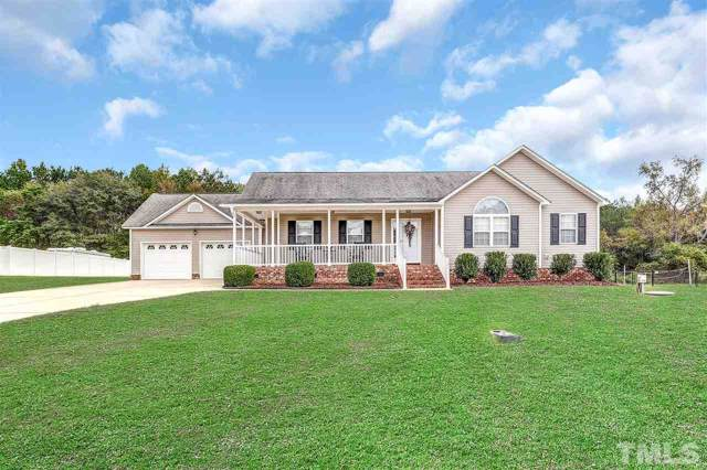 321 Critcher Farm Lane, Benson, NC 27504 (#2283476) :: The Amy Pomerantz Group
