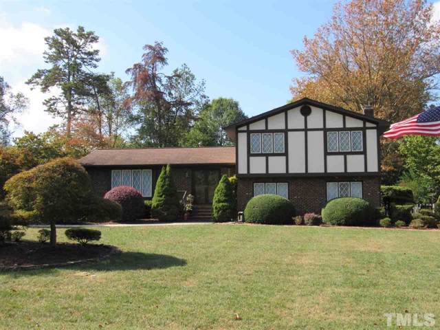 103 Timberlake Drive, Elon, NC 27244 (MLS #2283479) :: Elevation Realty