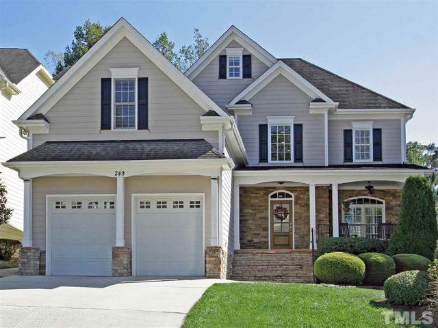 249 Candia Lane, Cary, NC 27519 (#2283483) :: Marti Hampton Team - Re/Max One Realty