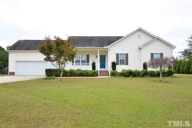 3031 Old School Road, Four Oaks, NC 27524 (#2283489) :: The Results Team, LLC