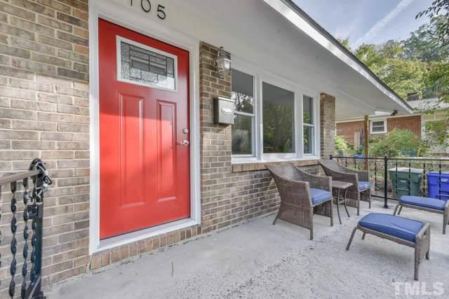 105 King Street, Carrboro, NC 27510 (#2283497) :: Spotlight Realty