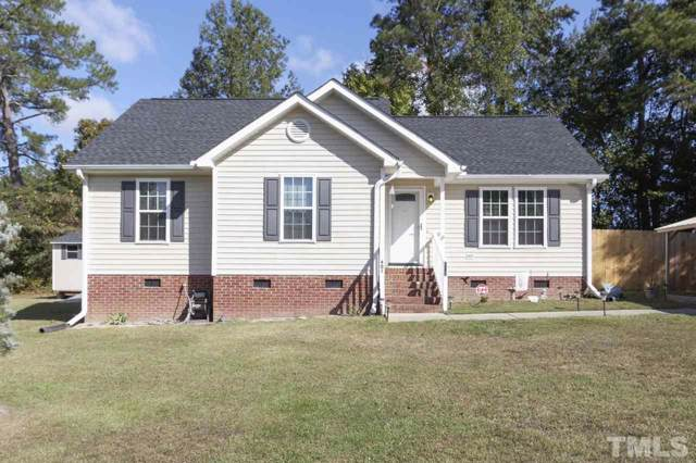 401 Deerhaven Drive, Willow Spring(s), NC 27592 (#2283498) :: Raleigh Cary Realty