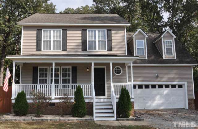 311 Old Cabin Court, Angier, NC 27501 (#2283517) :: Marti Hampton Team - Re/Max One Realty