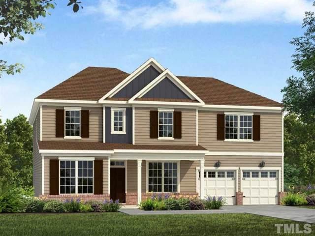 33 Crabtree Drive #124, Clayton, NC 27520 (#2283521) :: Marti Hampton Team - Re/Max One Realty