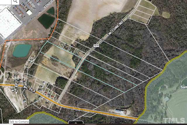 W Core Road, Dunn, NC 28334 (#2283531) :: Dogwood Properties