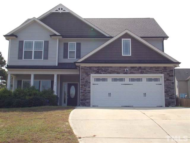 73 Kentucky Derby Lane, Lillington, NC 27546 (#2283571) :: Raleigh Cary Realty
