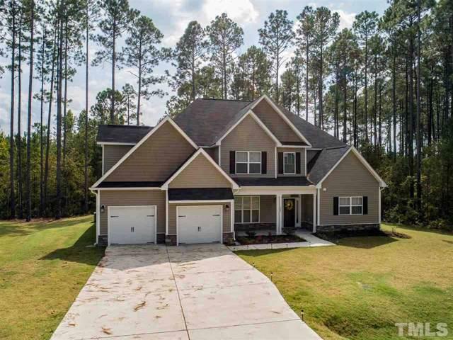 309 Maplewood Drive, Sanford, NC 27332 (#2283583) :: Dogwood Properties