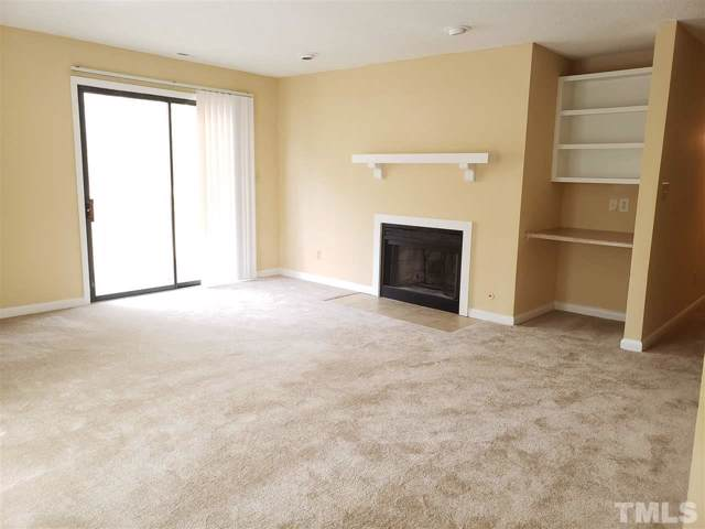 5816 Pointer Drive #202, Raleigh, NC 27609 (#2283591) :: Real Estate By Design