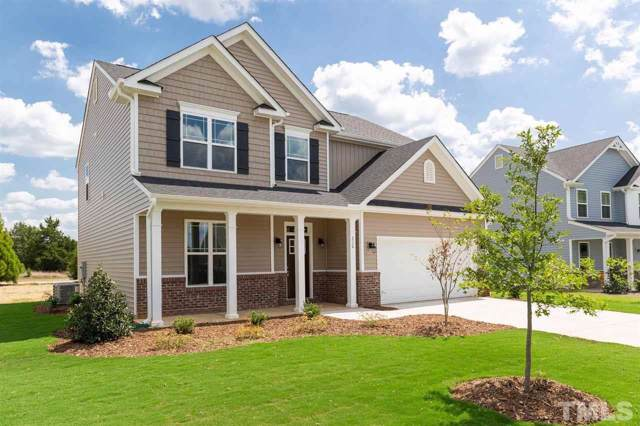 270 Shore Pine Drive, Youngsville, NC 27596 (#2283608) :: Spotlight Realty