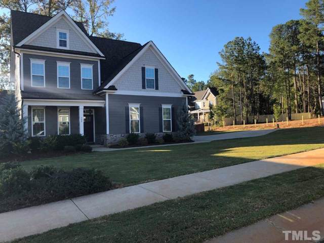 100 Park Bluff Drive, Holly Springs, NC 27450 (#2283617) :: Morgan Womble Group