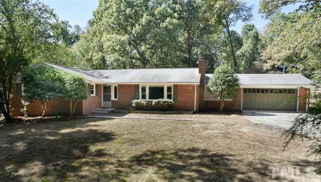 733 Bradley Road, Chapel Hill, NC 27516 (#2283632) :: The Perry Group