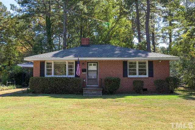 213 Cherokee Road, Rocky Mount, NC 27804 (#2283635) :: The Jim Allen Group