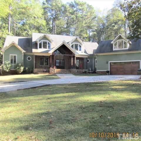 75 Hawk Ridge Road, Pittsboro, NC 27312 (#2283642) :: Marti Hampton Team - Re/Max One Realty