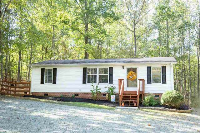 399 Roy Pierce Road, Timberlake, NC 27583 (#2283647) :: The Results Team, LLC