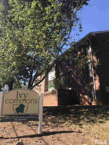 3502 Ivy Commons Drive #202, Raleigh, NC 27606 (#2283660) :: Dogwood Properties