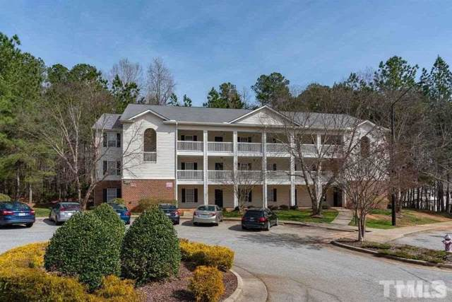 2800 Trailwood Pines Lane #101, Raleigh, NC 27603 (#2283661) :: The Results Team, LLC