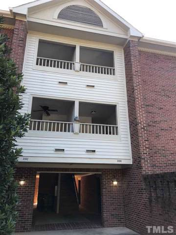 3517 Ivy Commons Drive #102, Raleigh, NC 27606 (#2283662) :: Dogwood Properties