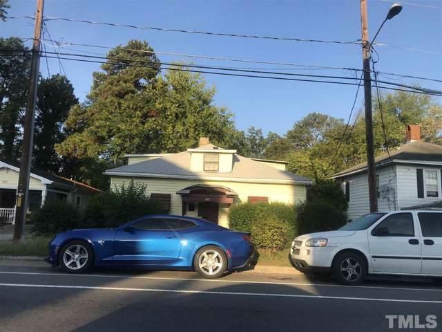 804 S Roxboro Street, Durham, NC 27707 (#2283686) :: Real Estate By Design