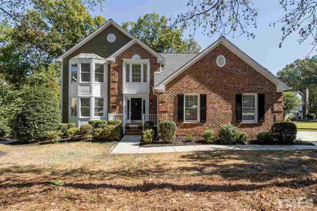 100 Sir James Court, Cary, NC 27513 (#2283690) :: Dogwood Properties