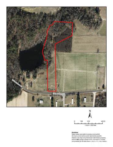 1951 Eddie Howard Road, Willow Spring(s), NC 27592 (#2283714) :: The Perry Group