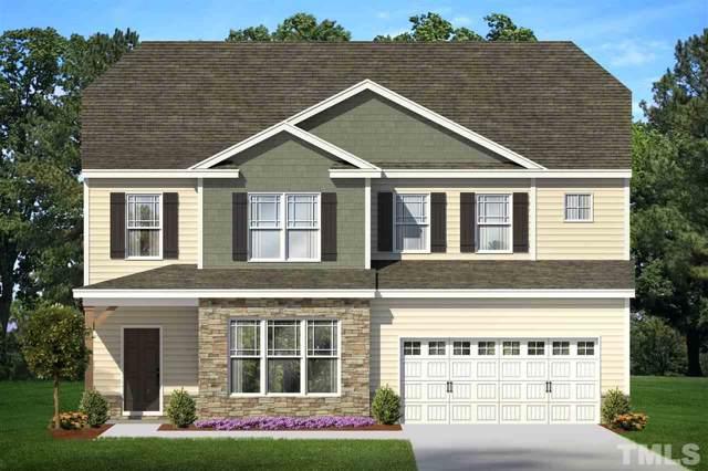 8616 Deep Elm Drive #58, Wake Forest, NC 27587 (#2283728) :: Sara Kate Homes