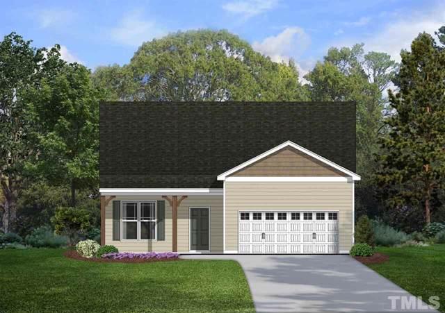 8612 Deep Elm Drive #59, Wake Forest, NC 27587 (#2283729) :: Sara Kate Homes
