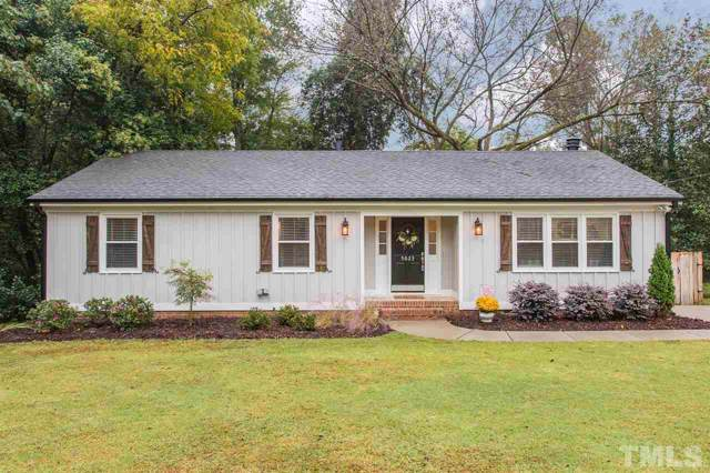 5023 Wickham Road, Raleigh, NC 27606 (#2283740) :: Raleigh Cary Realty