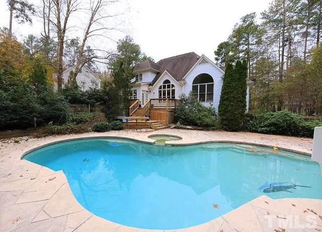 111 Picturesque Lane, Cary, NC 27519 (#2283766) :: Real Estate By Design