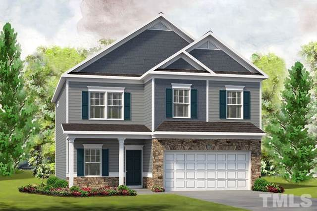 106 Neuse Bluff Circle #71, Clayton, NC 27527 (#2283769) :: Real Estate By Design