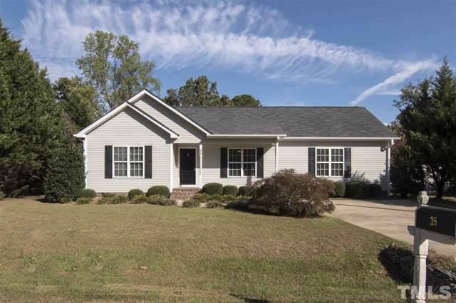 35 Sterling Drive, Angier, NC 27501 (#2283784) :: Dogwood Properties