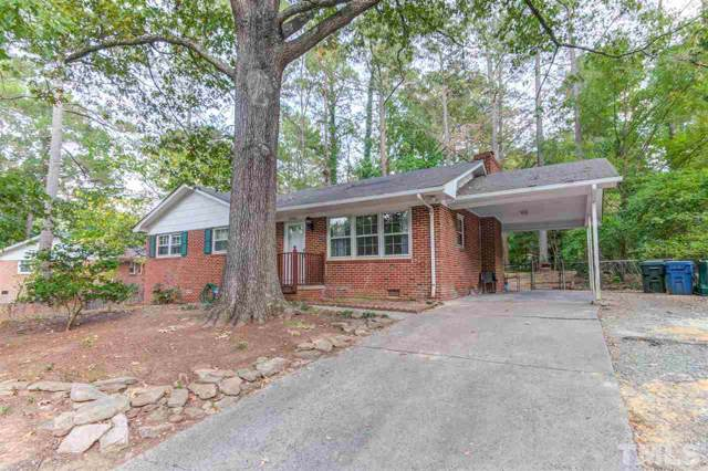 4705 Brentwood Road, Durham, NC 27713 (#2283788) :: Marti Hampton Team - Re/Max One Realty