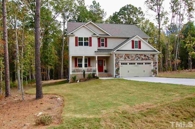 1310 Sourwood Drive, Wake Forest, NC 27587 (#2283789) :: The Jim Allen Group