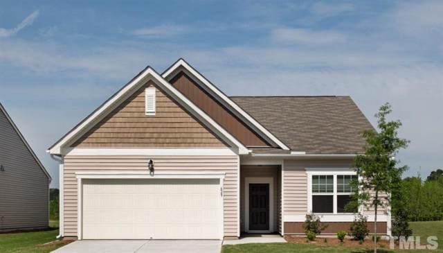 204 Quincy Meadow Avenue #76, Zebulon, NC 27597 (#2283812) :: Real Estate By Design