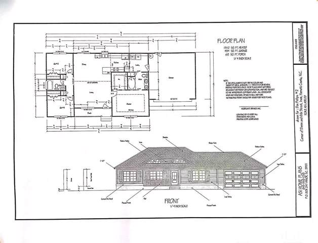 90 N 6th Street, Erwin, NC 28339 (#2283814) :: Dogwood Properties