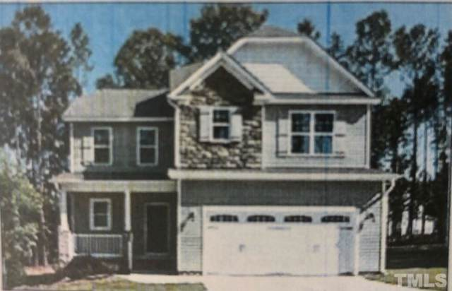 292 Trailblazer Lane Lot 43, Garner, NC 27529 (#2283856) :: The Perry Group