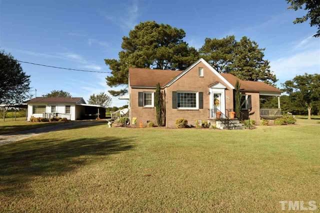 4094 S Us 13 Highway, Goldsboro, NC 27530 (#2283872) :: Dogwood Properties