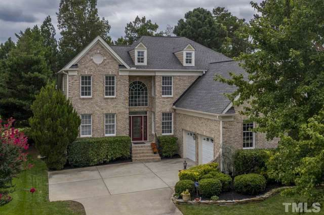 9148 Palm Bay Circle, Raleigh, NC 27617 (#2283952) :: M&J Realty Group
