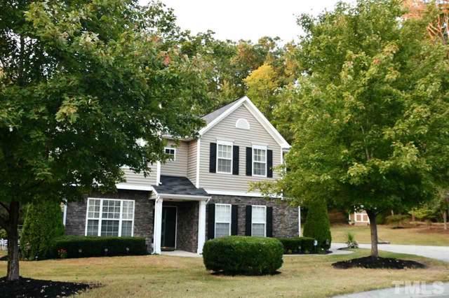 125 Murray Hill Drive, Durham, NC 27712 (#2283982) :: Spotlight Realty