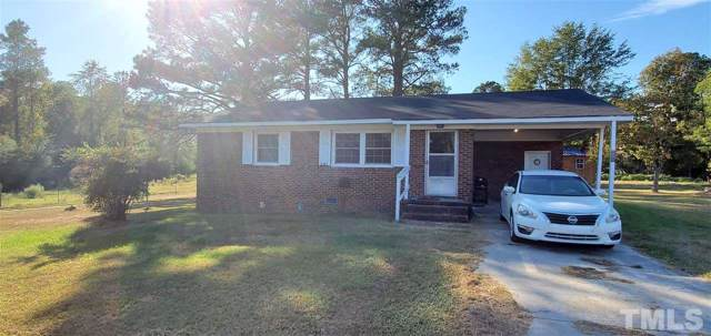 2852 Alfordsville Road, Rowland, NC 28383 (#2283989) :: Real Estate By Design
