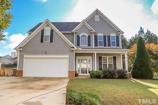 413 Collinsworth Drive, Clayton, NC 27527 (#2283990) :: Sara Kate Homes