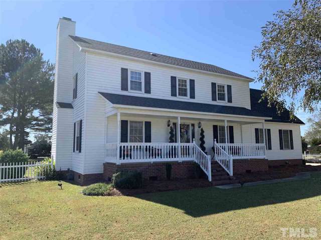 102 Cedar Creek Drive, Goldsboro, NC 27530 (#2283993) :: Dogwood Properties