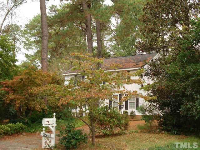 2006 Ryerson Drive, Garner, NC 27529 (#2284005) :: Morgan Womble Group