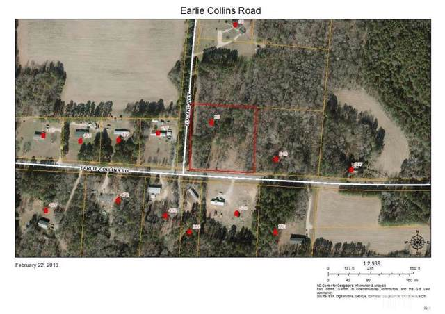 0 Earlie Collins Road, Castalia, NC 27816 (#2284030) :: Dogwood Properties
