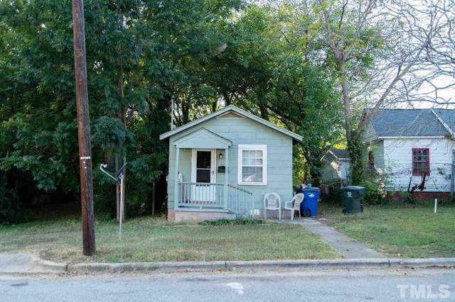 1202 S Bloodworth Street, Raleigh, NC 27601 (#2284069) :: Marti Hampton Team - Re/Max One Realty