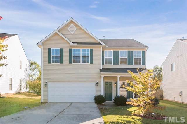 837 Tannerwell Avenue, Wake Forest, NC 27587 (#2284073) :: Spotlight Realty