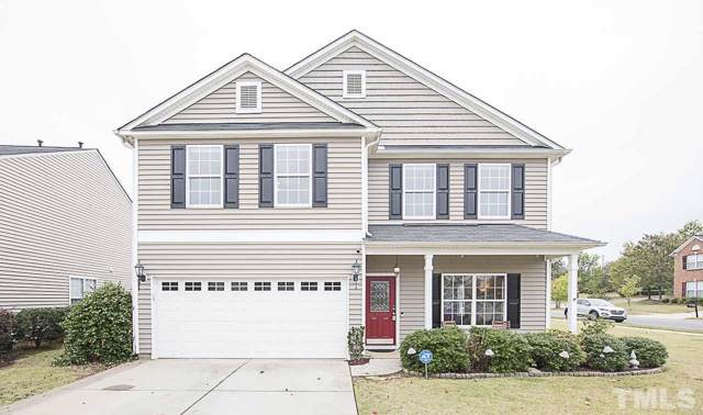 100 Chandler Springs Drive, Holly Springs, NC 27540 (#2284077) :: RE/MAX Real Estate Service