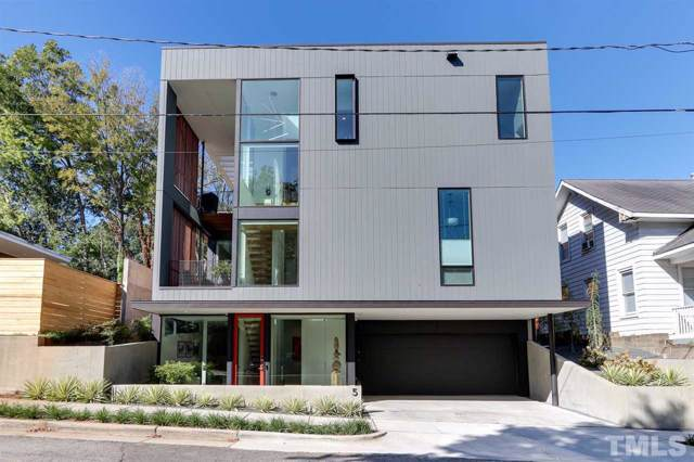 5 N Swain, Raleigh, NC 27601 (#2284117) :: Dogwood Properties